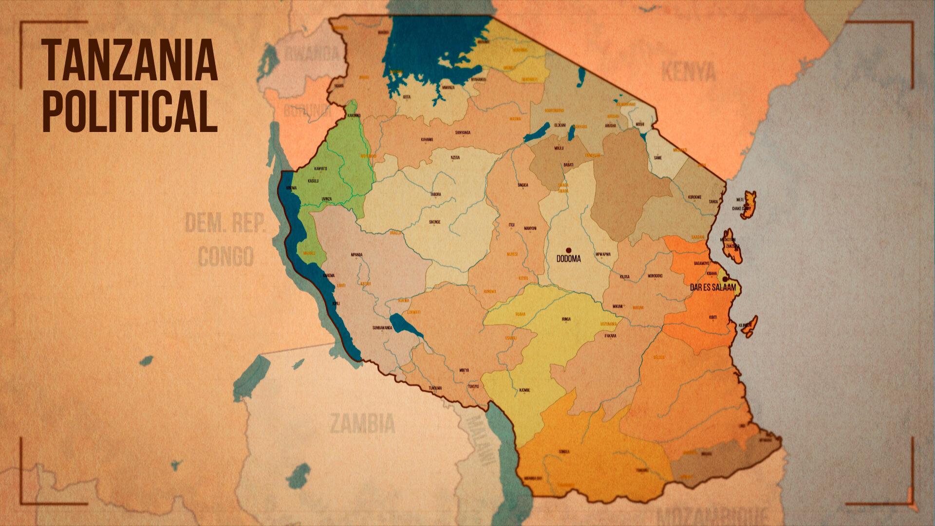 Tanzania_Map_2
